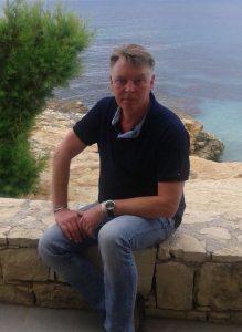 Theo Schepens rijinstructeur